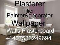 PAINTER&DECORATOR ,PLASTERING