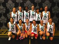 WOMENS BASKETBALL TEAMS IN LONDON