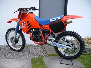 Looking for 1985 CR125