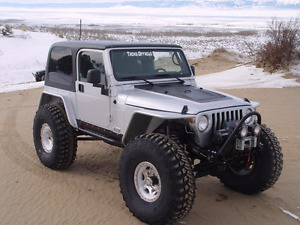 Wanted Jeep TJ.