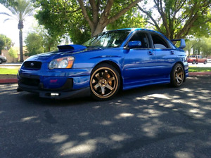 LOOKING FOR 04-07 WRX