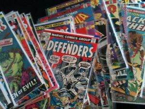 Buying Comics and Graphic Novels