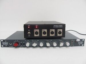 Preamp Vintech X73i, same sound curve as a Neve, better priced