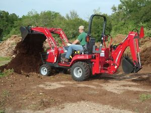 LOOKING FOR A USED COMPACT TRACTOR