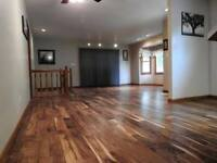 Hardwood, Laminate, and Tile  Installations