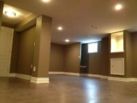 COMPLETE BASEMENT FINISHING & RENOVATION,HAVE PEOMO