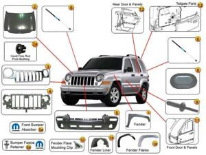 jeep liberty diesel parts