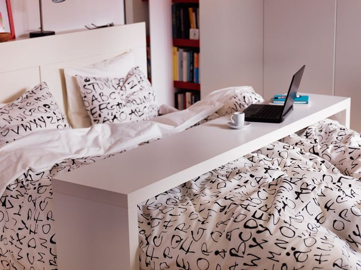 Over Bed Desk Ikea Design Ideas