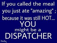 I Want To Be Your Dispatcher