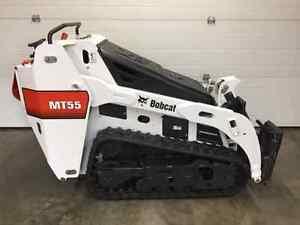2015 Bobcat MT55