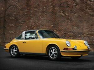Early 1973 Porsche 911 T    Wanted