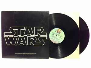 Star Wars Lp record