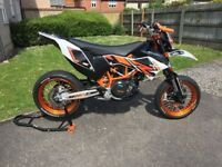 KTM 690cc 2014 immaculate condition