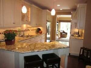 SALE! Kitchen countertop $39.99/sqft on our most popular granite or quartz colors