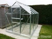 8x6 green house
