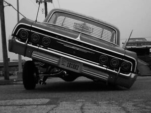 Hydraulics for 64 impala will work with other options