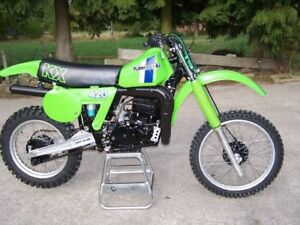 Looking for 400cc two stroke vintage MX project
