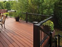Decking, terrassement , clotures