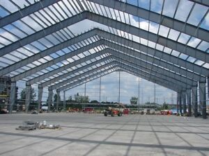 Pre_Engineered Steel Buildings