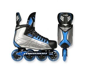 Inline Roller Hockey Skates- Size 9.5