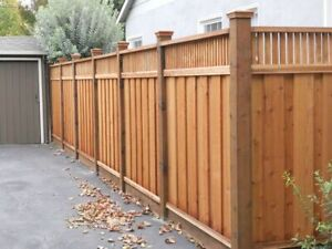 Deck, fences and more