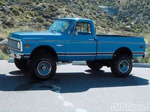 WANTED- 1967-1972 Chevy truck. PLEASE READ