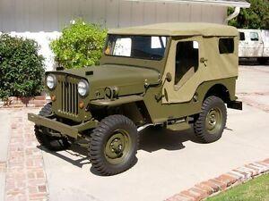 WANTED:   DODGE M37 or Willys Military Jeep Gatineau Ottawa / Gatineau Area image 3
