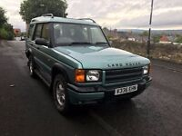 1999 V REG LAND ROVER DISCOVERY TD5 GS 5 SEAT