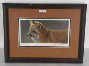Robert Bateman Hand Signed Limited Edition Print