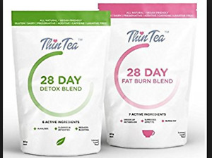 ThinTea Detox Tea - 28 Day