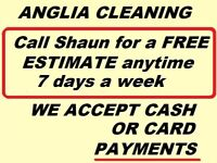 DEEP CLEANING ONE-OFF £14.50 P/H * END OF TENANCY * DOMESTIC CLEANING * CARPET CLEANING