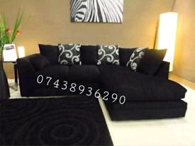 Brand New Chenill Corner&3+2 Sofa