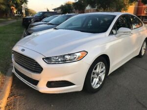 2016 Ford Fusion 7.5L/100km in the town Ecoboost