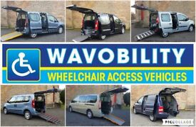 Wheelchair Accessible Vehicles For Sale ⭐ Free UK Delivery