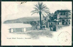 Napoli Sorrento MACCHIA cartolina XB2616 - Italia - L'oggetto può essere restituito. - Italia
