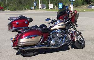 2009 Kawasaki Vulcan Nomad