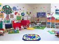 Nursery/Senior Practitioner EYFS, L3, in SE26
