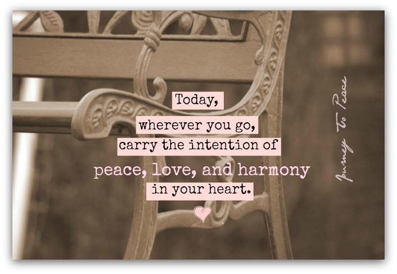 peaceharmonylove