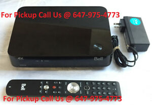 Bell 4K VIP5662W 4K Whole Home PVR for Bell Fibe TV