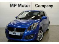 2013 13 SUZUKI SWIFT 1.6 SPORT 134 BHP 3DR 6SP HATCH, 30,000M,SH-4 STAMPS, BLUE