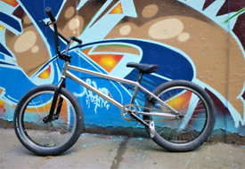 Eastern Grim Reaper BMX Bike