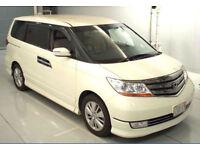 FRESH IMPORT NEW SHAPE 2010 PLATE HONDA ELYSION 2.4 VTEC AUTO LUXURY MPV 8 SEATS