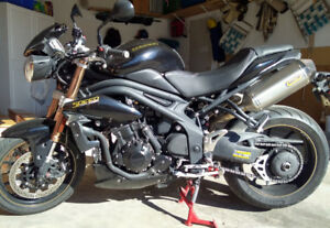 2014 Triumph Speed Triple 1050 ABS only $9250
