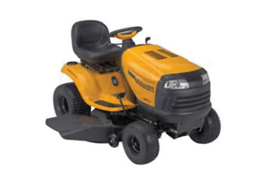 Lawn tractor/lawnmower