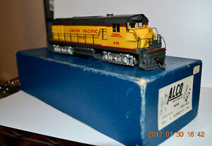 HO scale Brass ALCO models RS27 (DL640)