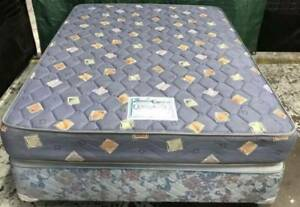 Excellent double bed base with mattress#8. Pick up or deliver Kingsbury Darebin Area Preview