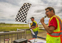 PASCAR Stock Car Racing Volunteer