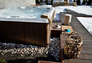 WHY WAIT?! YOUR DREAM HOT TUB IS RIGHT HERE WAITING FOR YOU!! Strathcona County Edmonton Area image 3