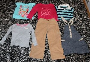 GIRL'S CLOTHES SIZE 5 EVERYTHING FOR $5