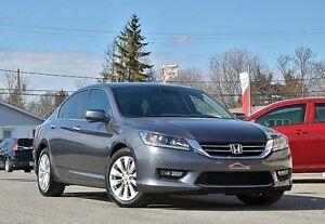 2014 Honda Accord Berline  128$/sem Ex-L CUIR TOIT MAGS